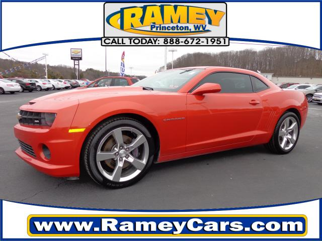 CHEVROLET Camaro SS 2dr Coupe w/1SS 2012