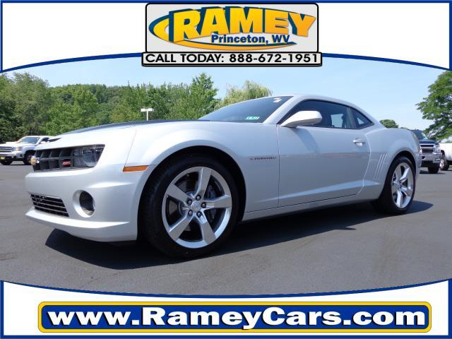 CHEVROLET Camaro SS 2dr Coupe w/2SS 2012