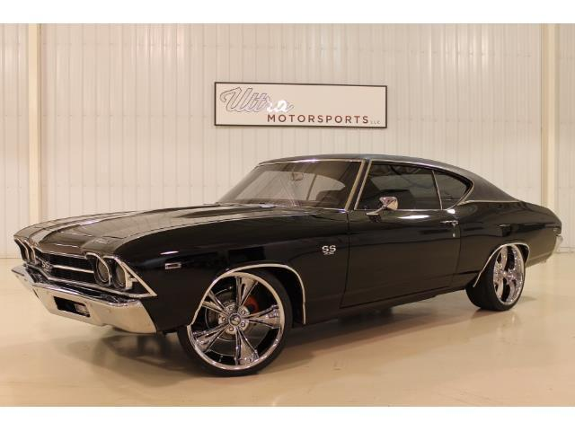 chevrolet chevelle 1969 for sale in fort wayne indiana classified. Black Bedroom Furniture Sets. Home Design Ideas