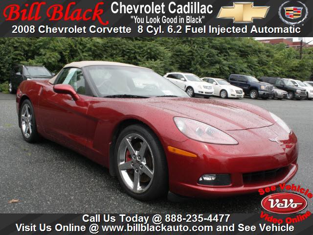 chevrolet corvette base 2dr convertible 2008 for sale in greensboro north carolina classified. Black Bedroom Furniture Sets. Home Design Ideas