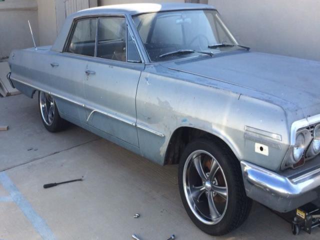 Chevrolet Impala 1800 For Sale In Ivanhoe Texas
