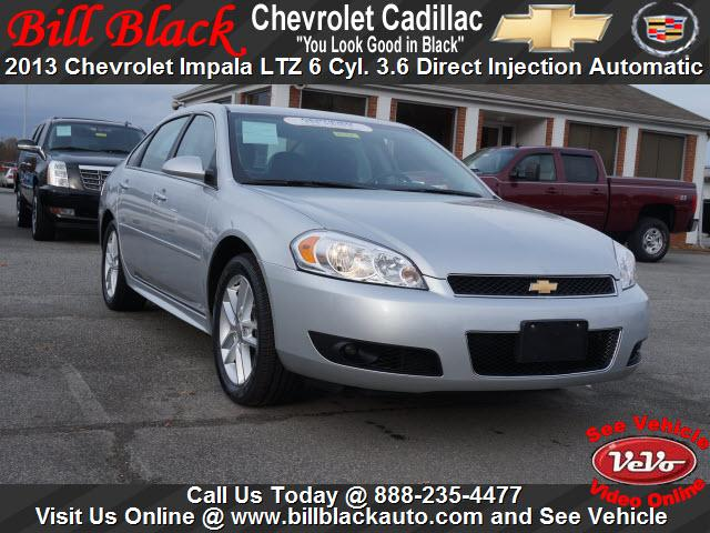 chevrolet impala ltz 4dr sedan 2013 for sale in greensboro. Black Bedroom Furniture Sets. Home Design Ideas