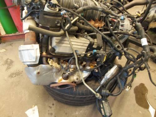 Chevrolet Impala Monte Carlo Engine 3 8l 3 8 3800 Series
