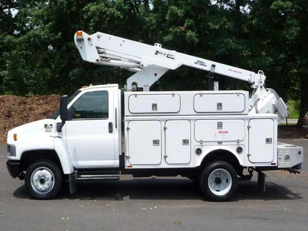 chevrolet kodiak c4500 boom truck for sale for sale in hatfield pennsylvania classified. Black Bedroom Furniture Sets. Home Design Ideas
