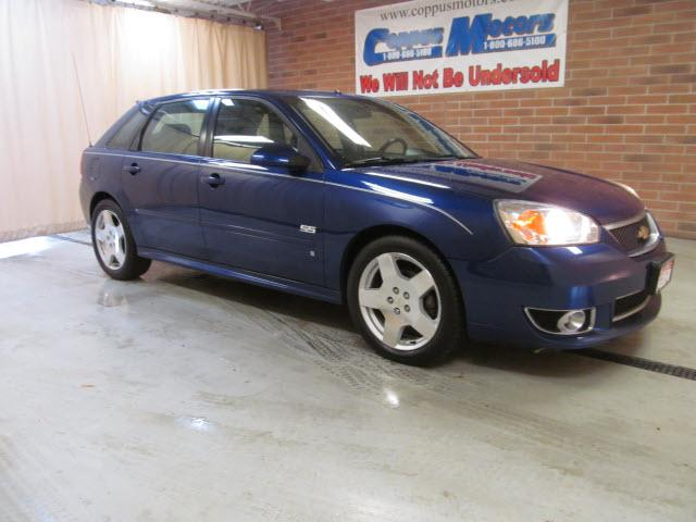 chevrolet malibu maxx ss 4dr hatchback 2006 for sale in fort seneca ohio classified. Black Bedroom Furniture Sets. Home Design Ideas