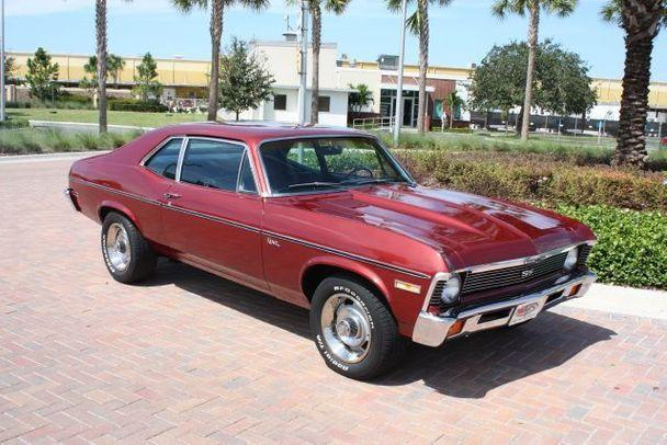 chevrolet nova super sport for sale in sarasota florida classified. Black Bedroom Furniture Sets. Home Design Ideas