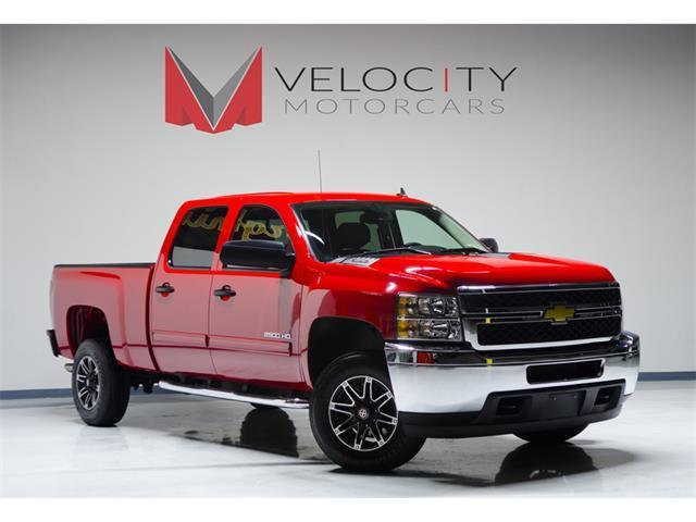 chevrolet silverado 2500 2012 for sale in nashville tennessee classified. Black Bedroom Furniture Sets. Home Design Ideas