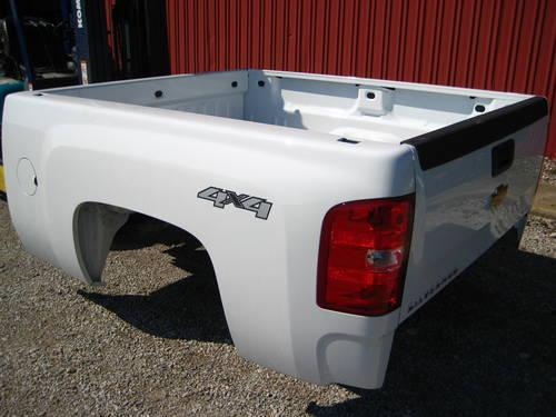 Utility Truck Beds For Sale >> Chevrolet Silverado 6.5' Shortbed truck bed 1500 2500 3500 HD White for Sale in Defiance, Ohio ...