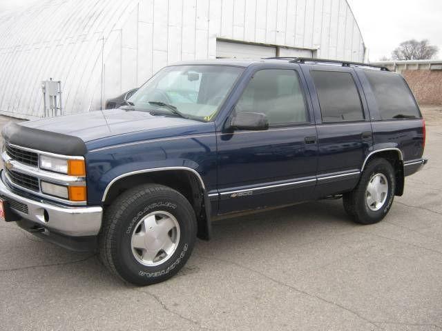 chevrolet tahoe 1996 1996 chevrolet tahoe 1500 2dr car. Black Bedroom Furniture Sets. Home Design Ideas