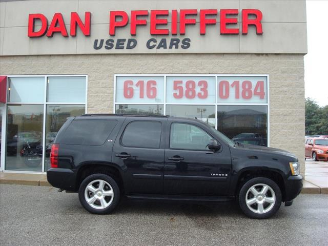 chevrolet tahoe 2007 for sale in byron center michigan classified. Black Bedroom Furniture Sets. Home Design Ideas