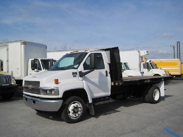 chevrolet kodiak c4500 flatbed truck for sale for sale in. Black Bedroom Furniture Sets. Home Design Ideas