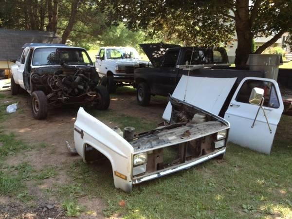 Chevy 350 engine - $500