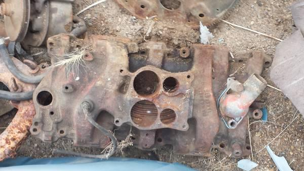 chevy 350 engine parts - $25