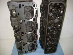 Chevy 350 TBI 193 Cylinder Heads Recon - $325 (Grundy