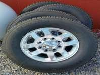 Chevy 3500 Stock Wheels  Tires