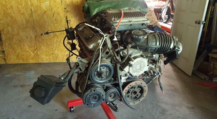 Chevy Camaro 350 Lt1 Engine  U0026 Transmission For Sale In