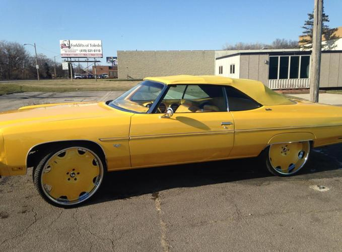 chevy caprice 1975 donk for sale in toledo ohio classified. Black Bedroom Furniture Sets. Home Design Ideas