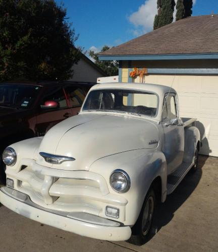 chevy classic truck 1954 for sale in san antonio texas classified. Black Bedroom Furniture Sets. Home Design Ideas