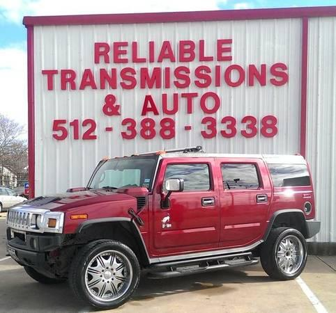 Chevy/GMC 4l60e Transmission Rebuild w/New Parts $1,495