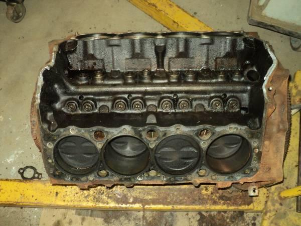 rebuilding chevy engine