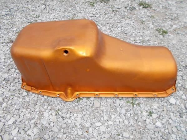 Chevy/GMC V8 Small Block 5 quart Oil Pan - $25