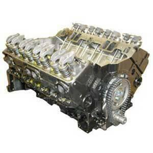 chevy marine engine 5 0l 305 long block mercruiser volvo. Black Bedroom Furniture Sets. Home Design Ideas