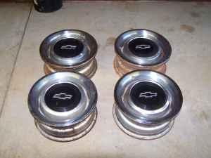 chevy rally wheels old school lincolnton for sale in charlotte north carolina classified. Black Bedroom Furniture Sets. Home Design Ideas