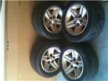 Chevy S10 Wheels - $100 (Ft Apache/Sahara)