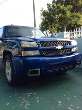 Chevy Silverado 1500 Ss For Sale In Houston Texas Classified