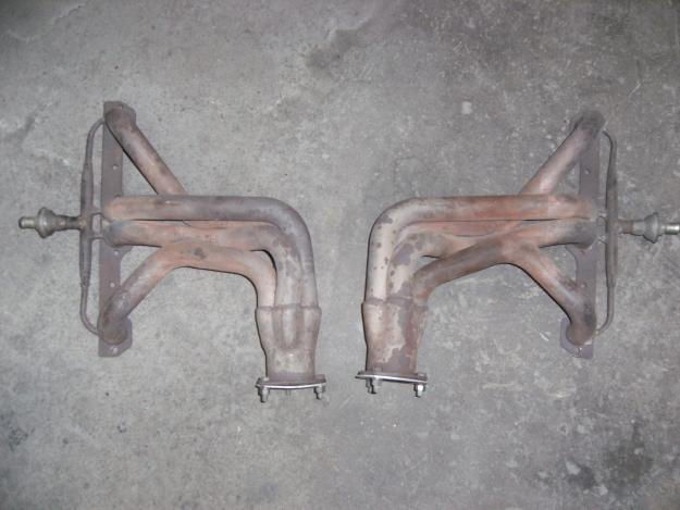 Chevy small block headers