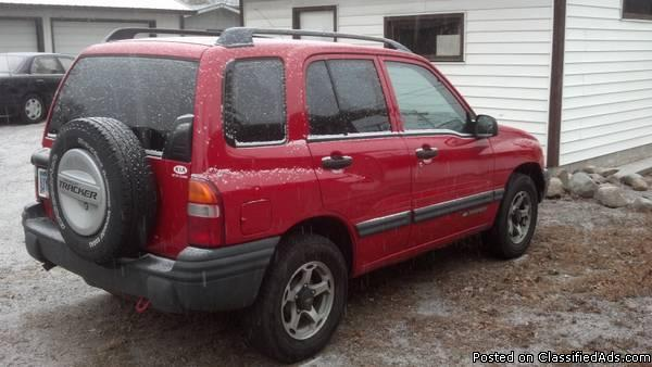 Chevy Tracker For Sale In Cold Spring  Minnesota
