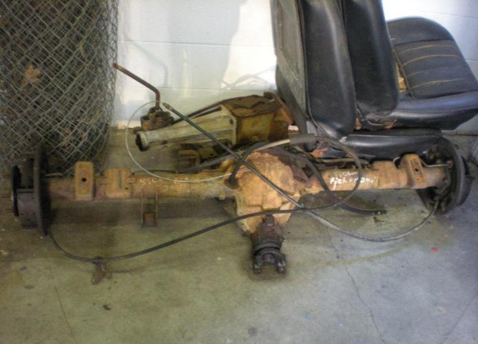 Chevy Truck 3 42 Posi Rear 88 98 Danville Va for Sale