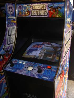 Chicago Gaming Company Arcade Legends Video Game home used like new
