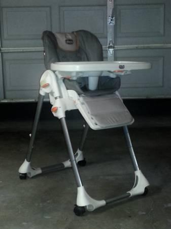 Chicco High Chair - $30