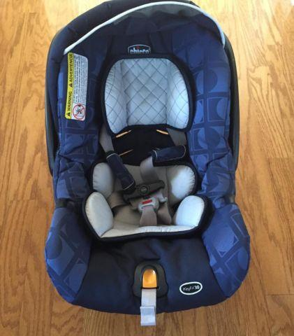 Chicco Keyfit 30 Infant Car Seat and Base - for Sale in San Jose ...