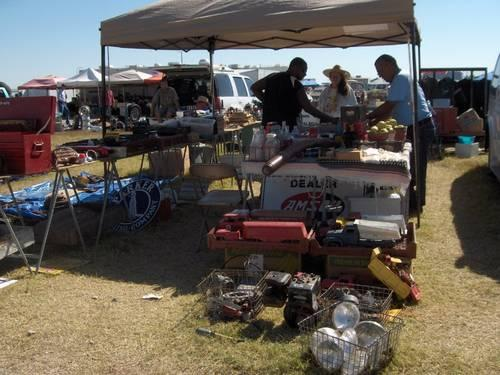 Chickasha Swap Meet - 45th Annual Largest Auto Swap