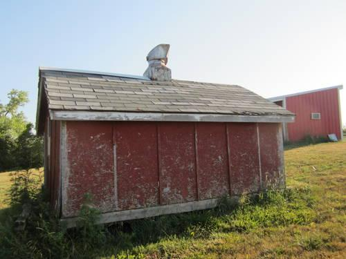Chicken garden shed 16x12 ish portable for sale in for Portable garden sheds for sale