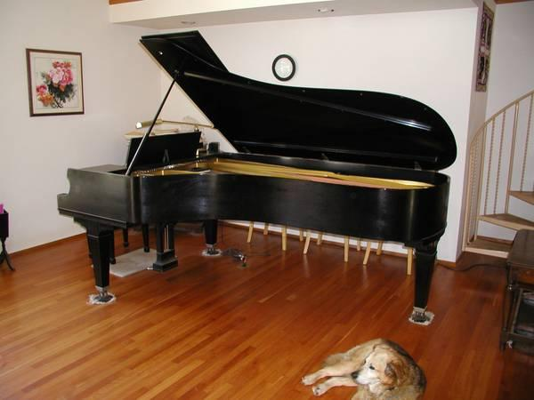 Chickering Concert Grand Piano For Sale In Pittsburgh Oregon Classified Americanlisted Com