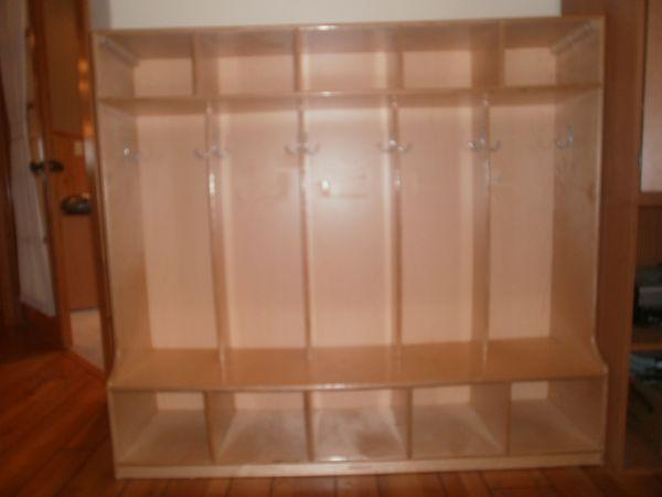 Childcraft locker cubby grants pass for sale in for Affordable furniture grants pass oregon
