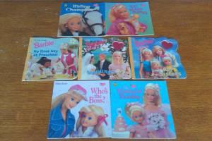 CHILDREN'S BOOKS ~ CHAPTER, BEGINNERS, BARBIE, BIBLE