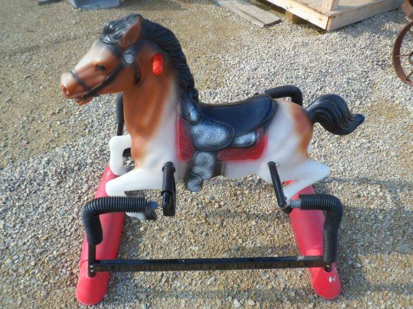 Childrens Bouncy Rocking Horse - $35 Westby, WI