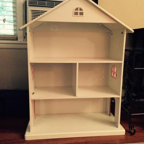 Childrens DOLLHOUSE BOOKSHELF For Sale In Fairport New York