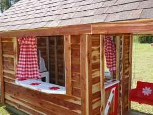 Childs playhouse - $700 (Carriere)