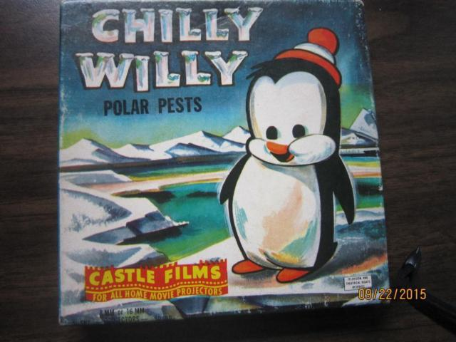 CHILLY WILLY MOVIE