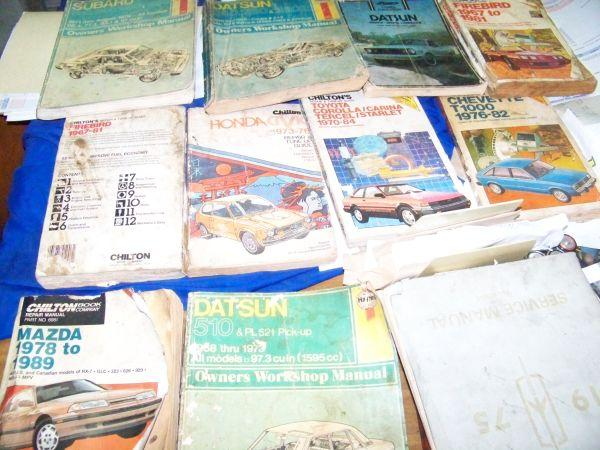 CHILTONS AND HAYNES AUTO MANUALS - $5 (LKLD) for Sale in Lakeland ...