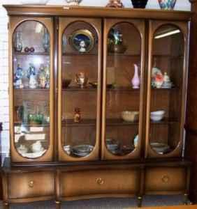 China Cabinet Dorn S Used Furniture 1632 Main St For