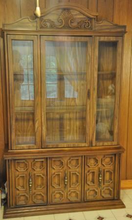 CHina Cabinet - $250