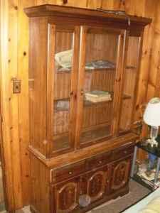 China Cabinet Broyhill 150 Dryden