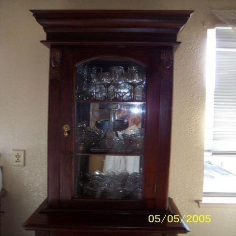 China hutch cairo cabinet placerville for sale in bucks for American kitchen cabinets placerville