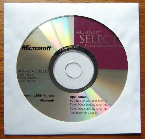 Choice of Microsoft Software & Interactive Tutorial!
